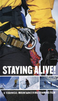 Cover of the Staying Alive DVD